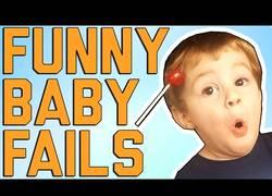 Enlace a Fails con niños, nada puede ser más divertido