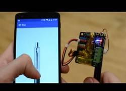 Enlace a Inventan un bolígrafo que funciona por Bluetooth que no revolucionará el mercado