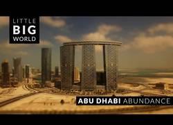 Enlace a Maravilloso timelapse de Abu Dhabi en miniatura