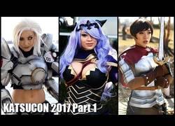 Enlace a Los mejores cosplay de la Katsucon 2017 que te dejarán alucinando