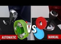 Enlace a La diferencia entre coches con transmisión manual y automática [Inglés]