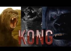 Enlace a Así ha cambiado King Kong desde sus inicios hasta la actualidad