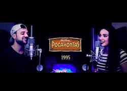 Enlace a Crean un mashup de las mejores canciones de Disney de toda la historia