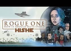 Enlace a Así es como debería haber terminado Star Wars: Rogue One
