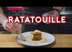 Enlace a Chef recrea el famoso Ratatouille y tiene una pinta deliciosa
