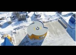 Enlace a Imprimen la primera casa en 3D en tiempo récord