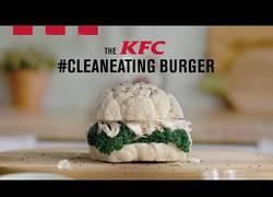 Enlace a KFC trolea a los veganos con esta hamburguesa libre de carne