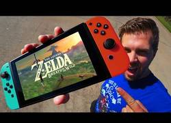 Enlace a ¿Soporta Nintendo Switch las caídas al suelo? Lo ponen a prueba