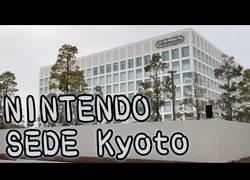 Enlace a Esta es la sede principal de Nintendo en Kioto, choca el contraste con el resto de edificios