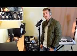Enlace a Beat box y máquina que cambia tu voz