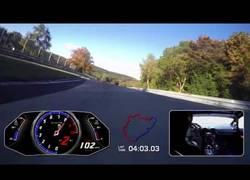 Enlace a El Lamborghini Huracán Performante logra el récord en Nurburgring tras esta brutal vuelta