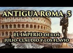 Enlace a El Imperio romano bien contado  con muchas curiosidades
