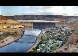 Enlace a La construcción de la presa más grande de arco en el mundo es impresionante