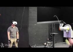 Enlace a Capturando una pelota con realidad virtual con diferentes ejercicios