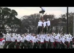 Enlace a Bo-taoshi, deporte japonés que vas a querer practicar al verlo [1:35]