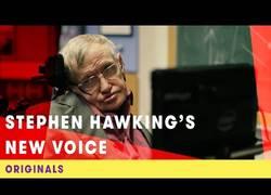 Enlace a Stephen Hawking busca nueva voz y estos son las celebridades famosas que se han apuntado al casting
