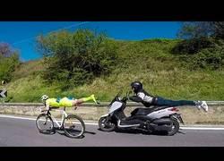 Enlace a El poder de la aerodinámica en plena carretera