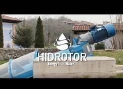 Enlace a Hidrotor. La microturbina hidráulica para generación eléctrica made in Spain