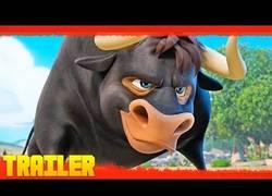 Enlace a Ferdinand, el adorable toro que lucha contra su destino