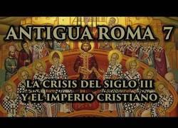 Enlace a La gran crisis del imperio romano