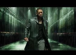 Enlace a Matrix sería muy diferente si su protagonista fuese Will Smith