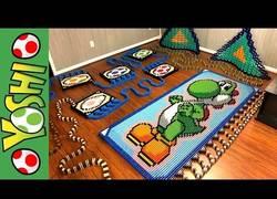 Enlace a El alucinante efecto dominó con 16.636 piezas que te llevará a la infancia