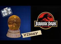 Enlace a Creando tu propio huevos de dinosaurio de Jurassic Park