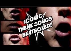 Enlace a La mezcla en beatbox de varios temas de películas y series, por Tom Thum