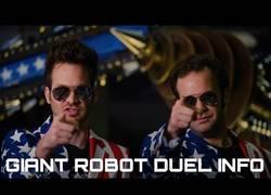 Enlace a Ya hay fecha para la primera pelea de robots de 4,5 metros y 12 toneladas de peso. USA vs JAP