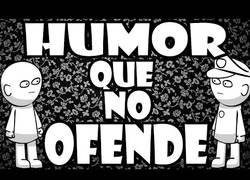 Enlace a Humor que no ofende a ningún colectivo