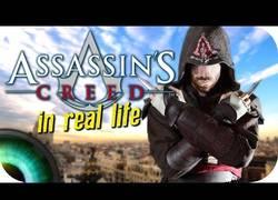 Enlace a Assassin's Creed en la vida real