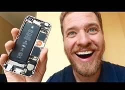 Enlace a Se fabrica su propio iPhone  con piezas de los mercados de China