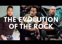 Enlace a La gran evolución en el cine de The Rock