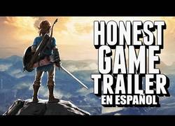 Enlace a El tráiler honesto de Legend of Zelda: Breath of the Wild