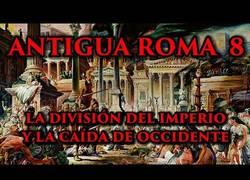 Enlace a La caída de Roma