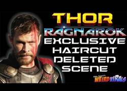 Enlace a El responsable del nuevo corte de pelo de Thor
