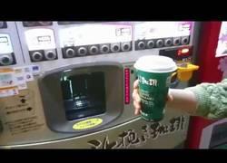 Enlace a Las máquinas de café en Japón te muestran todo el proceso por una pantalla LCD