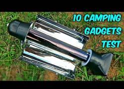 Enlace a El ruso más loco de Youtube nos muestra gadgets útiles en un camping