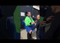 Enlace a La seguridad del Tottenham en su estadio es un cachondeo total