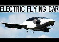 Enlace a El coche volador eléctrico que revolucionará el futuro (inglés)