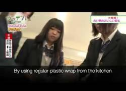 Enlace a Japoneses incuban un huevo sin cáscara y sale esto