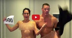 Enlace a John Cena y Nikki se desnudan para celebrar su éxito en Youtube