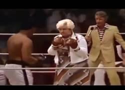 Enlace a El día que una abuela derrotó a Muhammad Ali
