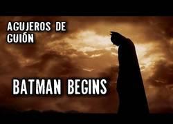 Enlace a Fallos de la trama de Batman Begins