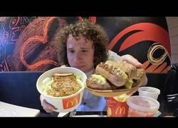 Enlace a Así es la comida rápida en China