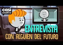 Enlace a Una entrevista con alguien del futuro