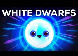 Enlace a Enanas blancas - La última luz antes de la eterna oscuridad