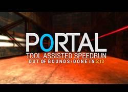 Enlace a Se pasa Portal (el juego) en tan solo 5:13 minutos