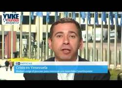 Enlace a Eurodiputado de Izquierda Unida, Javier Couso Permuy, coloca en su lugar a periodista de DW TV