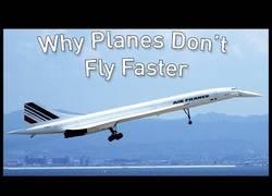 Enlace a ¿Por qué los aviones vuelan más lentos que hace 50 años? (Inglés)